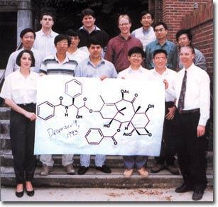 FSU Taxol researchers
